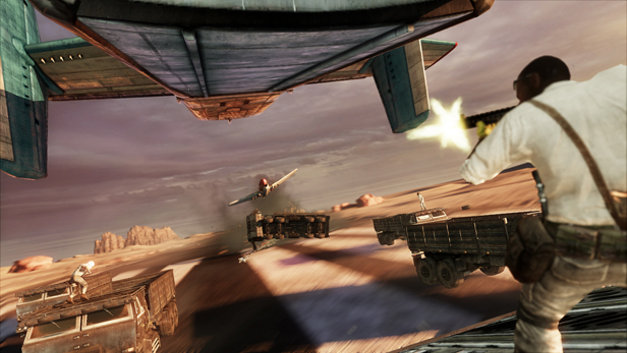 UNCHARTED 3: Drake's Deception™ Collector's Edition Screenshot 13