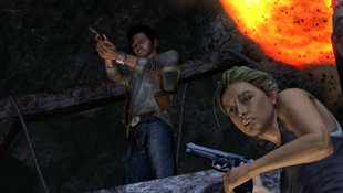 UNCHARTED: Drake's Fortune® Screenshot 12