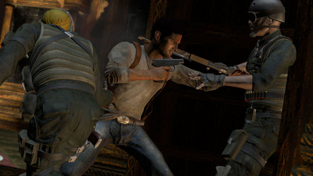 UNCHARTED: Drake's Fortune® Screenshot 13