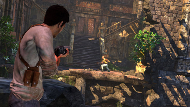 UNCHARTED: Drake's Fortune® Screenshot 1