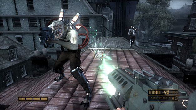 Resistance: Fall of Man® Screenshot 4