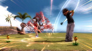 Hot Shots Golf®: Out of Bounds Screenshot 2