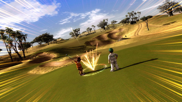 Hot Shots Golf®: Out of Bounds Screenshot 4