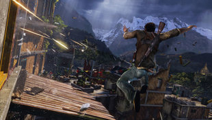 UNCHARTED 2: Among Thieves™ Screenshot 5