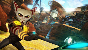 Ratchet & Clank® Future: A Crack in Time Screenshot 11