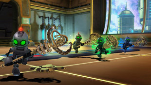 Ratchet & Clank® Future: A Crack in Time Screenshot 12