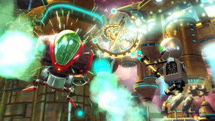 Ratchet & Clank® Future: A Crack in Time Screenshot 5