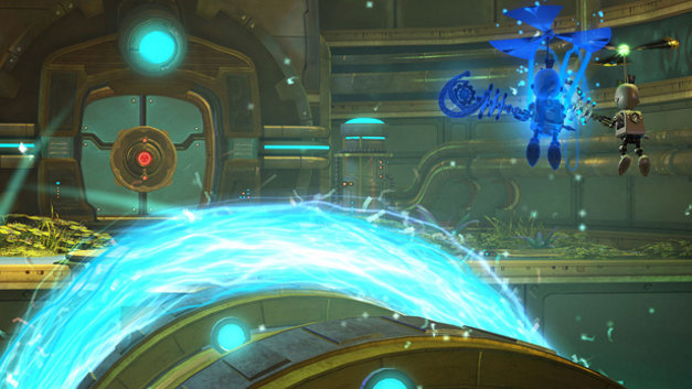 Ratchet & Clank® Future: A Crack in Time Screenshot 7