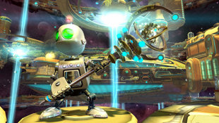Ratchet & Clank® Future: A Crack in Time Screenshot 9