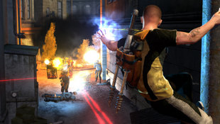 inFAMOUS™ 2 Screenshot 8