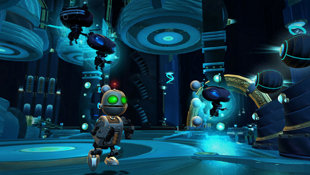 Ratchet & Clank Future: Tools of Destruction® Screenshot 8
