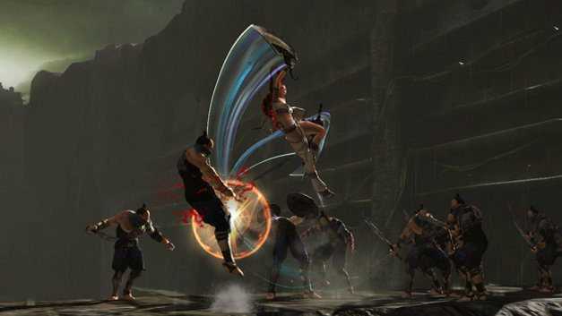 Heavenly Sword®