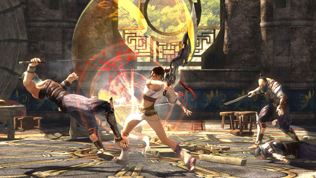 Heavenly Sword Game Ps3 Playstation