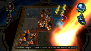 THE EYE OF JUDGMENT™ Screenshot 3