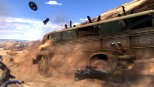 MotorStorm® Screenshot 2