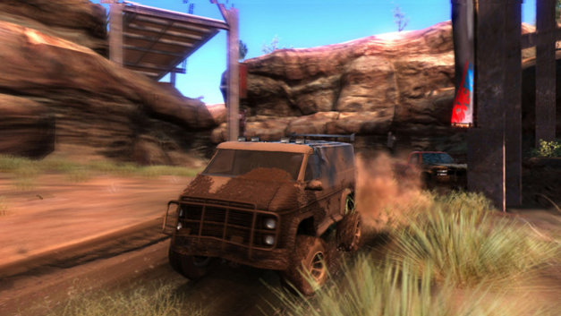 MotorStorm® Screenshot 7