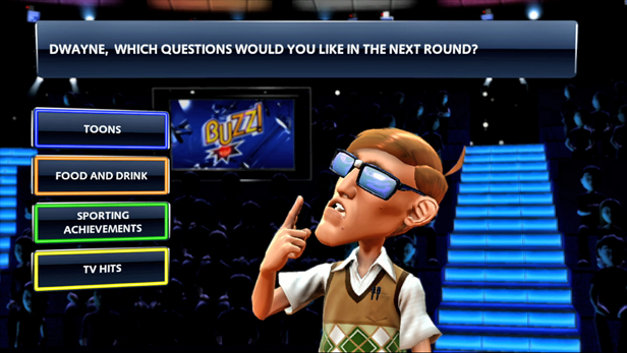 BUZZ!™ Quiz TV Screenshot 4