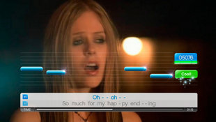 Singstar™ Screenshot 3
