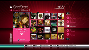 Singstar™ Screenshot 5
