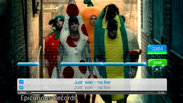 Singstar™ Screenshot 7