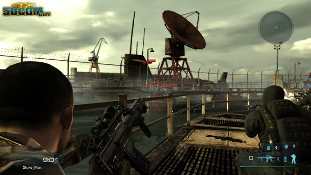 SOCOM: U.S. Navy SEALs Confrontation (Bundle Version) Screenshot 1