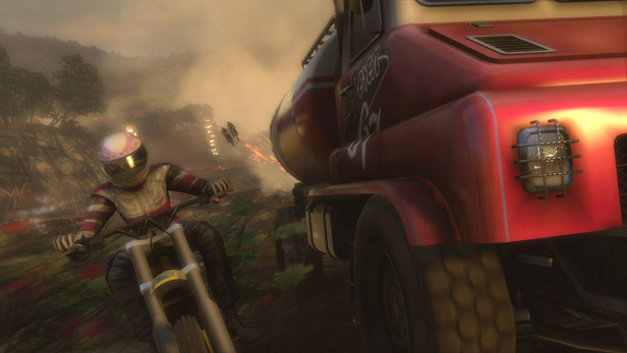 MotorStorm® Pacific Rift Screenshot 1
