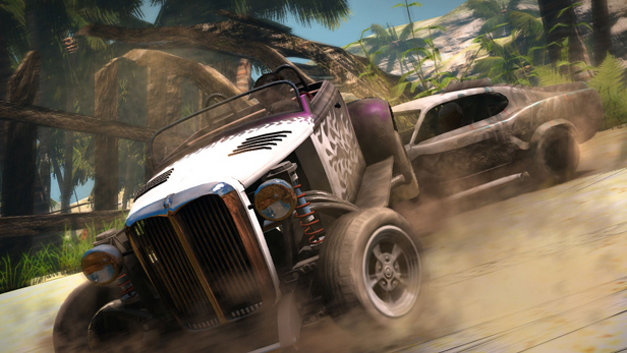 MotorStorm® Pacific Rift Screenshot 4