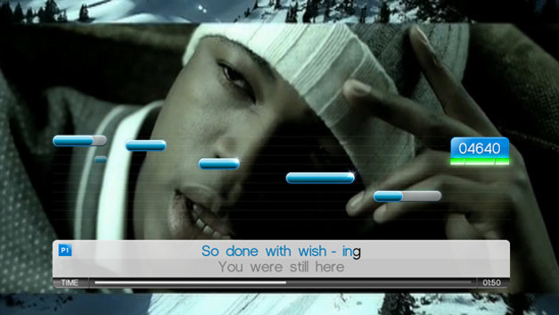SingStar® (Game Only) Screenshot 7