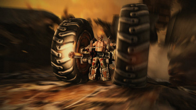 Twisted Metal® Screenshot 10