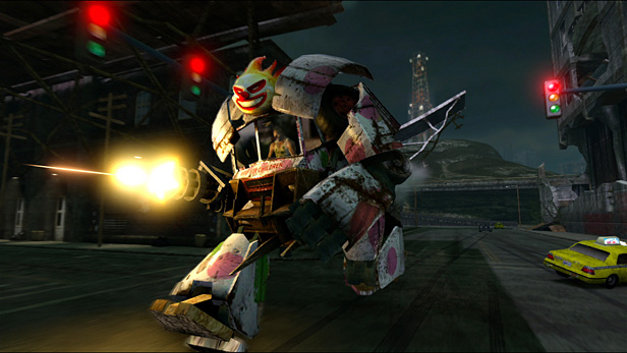 Twisted Metal® Screenshot 1