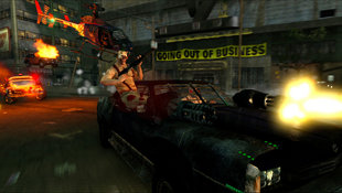 Twisted Metal® Screenshot 2