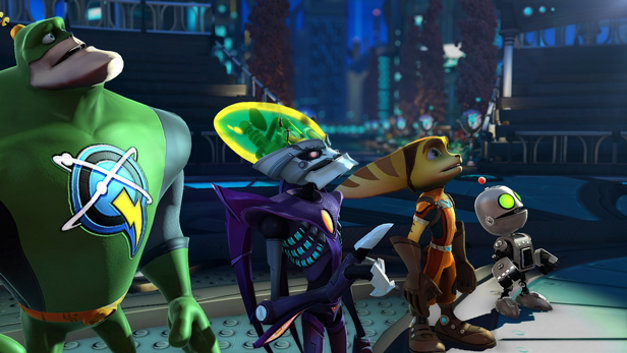 Ratchet & Clank: All 4 One™ Screenshot 7