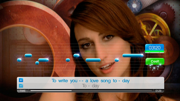 SingStar® Vol. 2 Screenshot 1