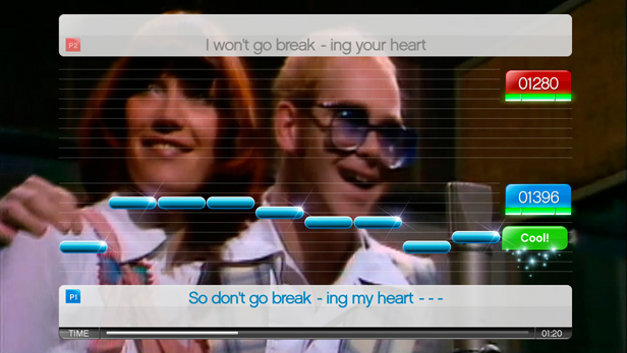 SingStar® Vol. 2 Screenshot 10
