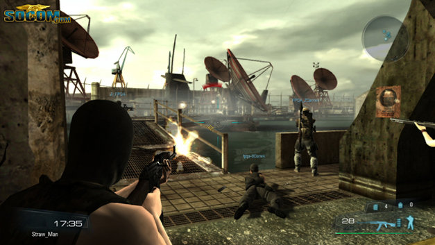 SOCOM: U.S. Navy SEALs Confrontation (Game Only) Screenshot 1