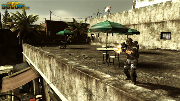 SOCOM: U.S. Navy SEALs Confrontation (Game Only) Screenshot 16