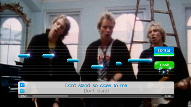 SingStar® Vol. 2 (Game Only) Screenshot 4