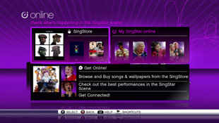 SingStar® Vol. 2 (Game Only) Screenshot 6