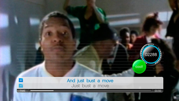 SingStar® Vol. 2 (Game Only) Screenshot 7