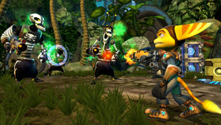 Ratchet & Clank® Future: Quest for Booty Screenshot 2