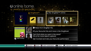 SingStar® ABBA® Screenshot 11