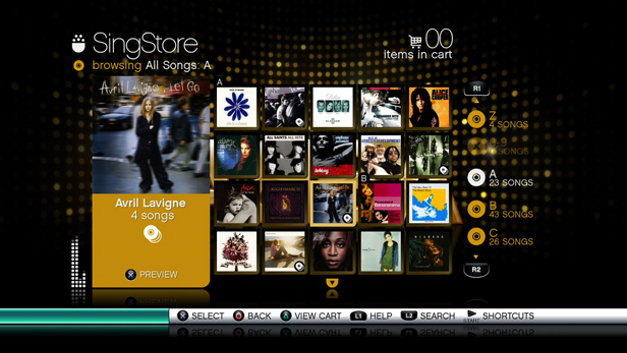 SingStar® ABBA® Screenshot 16