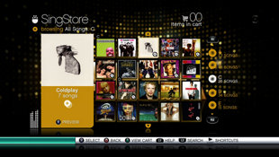 SingStar® ABBA® Screenshot 17