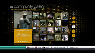 SingStar® ABBA® Screenshot 2