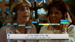 SingStar® ABBA® Screenshot 5