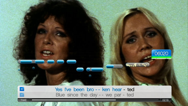 SingStar® ABBA® Screenshot 7