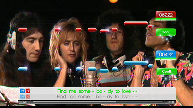 SingStar® Queen Screenshot 13