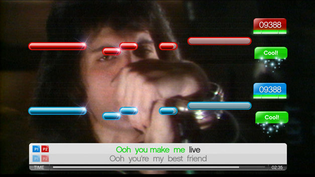 SingStar® Queen Screenshot 19