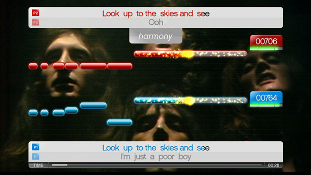 SingStar® Queen Screenshot 1