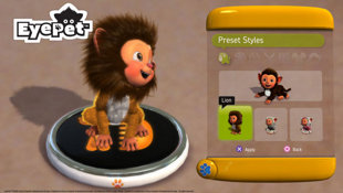 EyePet™ Screenshot 5